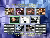 Vid Grid sur Atari Jaguar CD